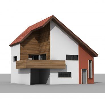 L'art majeur de concevoir à Champeaux by Amirca Architectures…